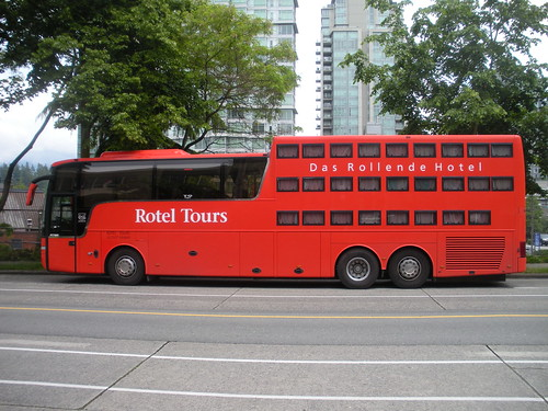 rotel tours vanhool t916 acron dan 39 s motorcoach gallery. Black Bedroom Furniture Sets. Home Design Ideas