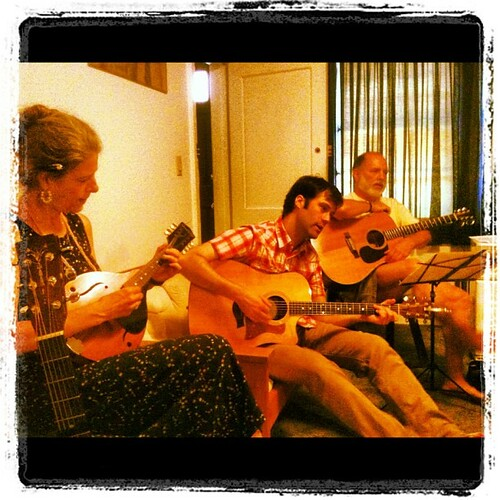 Rehearsal Woody Guthrie Birthday Bash | by musicmuse_ca