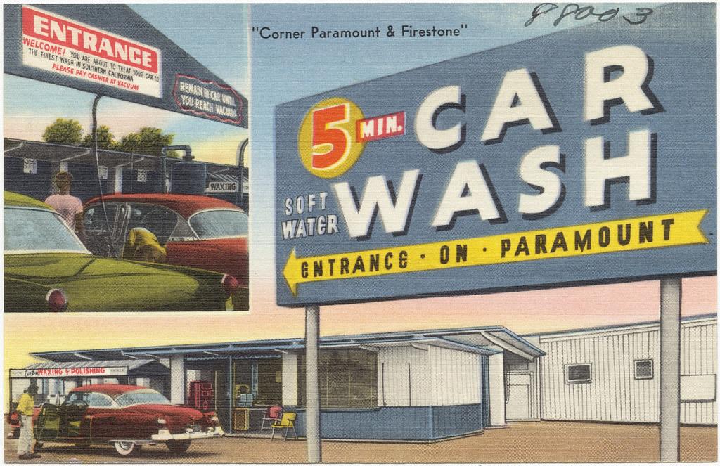 Min Car Wash Bear Valley Rd