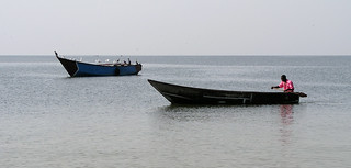 Fishing boats in Entebbe | by World Bank Photo Collection