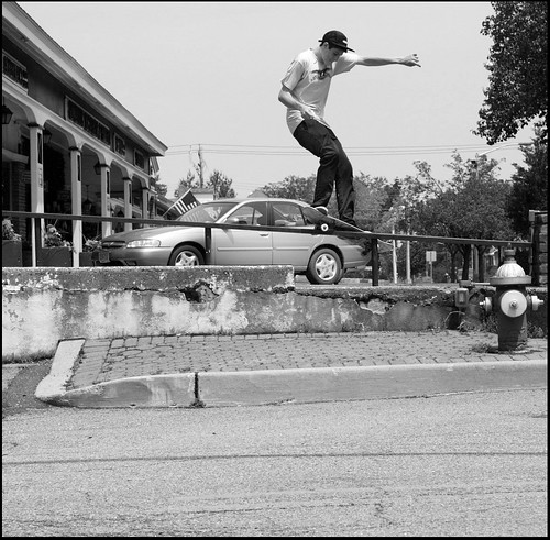 Frontside Smith | by K.Cochran
