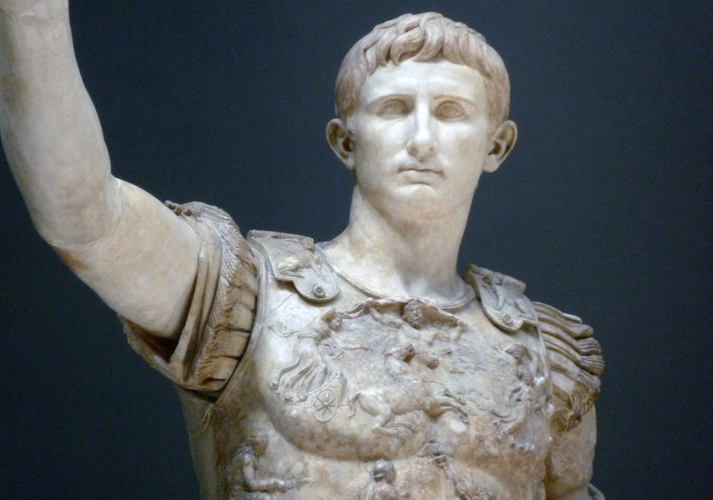 portrait of augustus as general essay On the occasion of two-thousandth anniversary of the death of the first emperor of rome, the marble masterpiece augustus of prima porta returns to the vatican museums following its great public success in exhibitions in rome and paris.