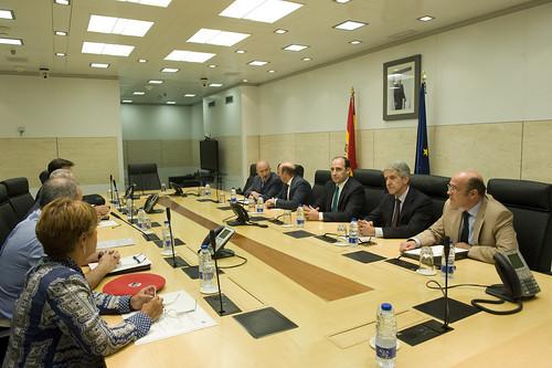 La junta de seguridad cierra el acuerdo entre el ministeri for Ministerio del interior spain