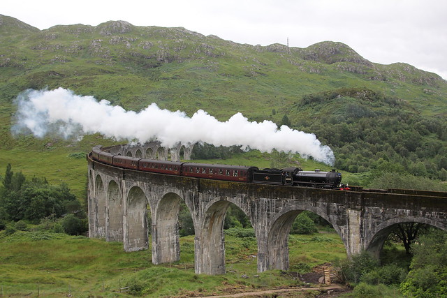 62005 - Glenfinnan Viaduct