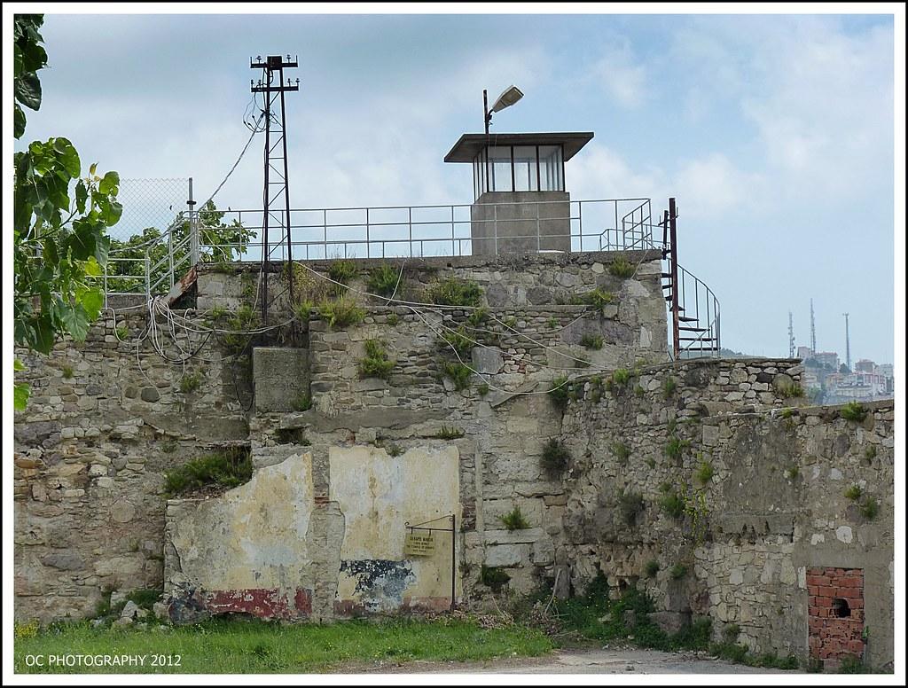 Sinop Fortress Prison - Tarihî Sinop Cezaevi  Sinop, 2012 ...