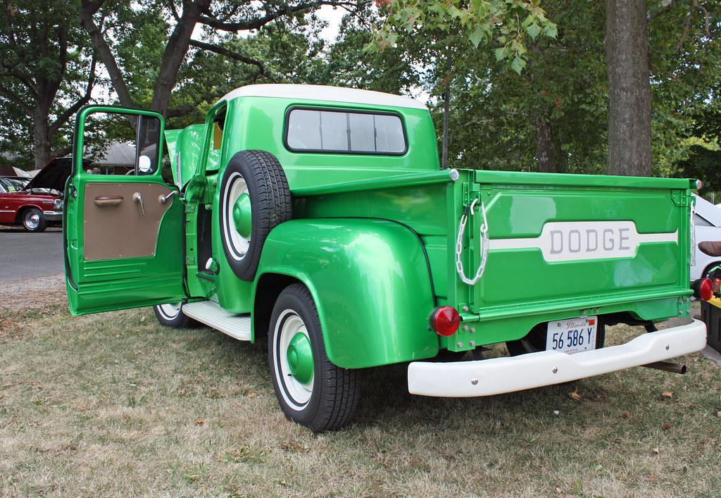 1958 dodge d100 half ton pickup truck custom 7 of 8 flickr. Black Bedroom Furniture Sets. Home Design Ideas