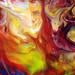 Acrylic Fluid Art