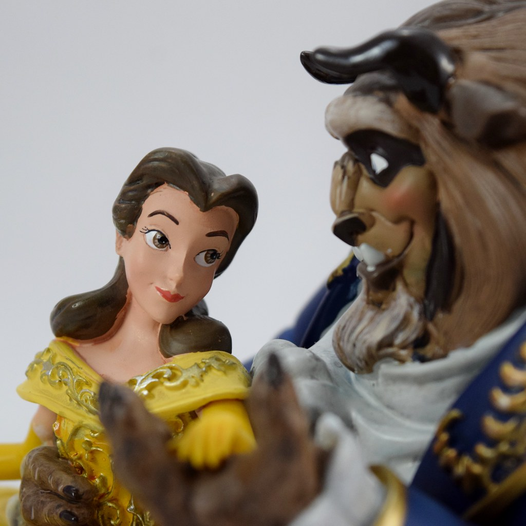 Beauty And The Beast Limited Edition Figurine Disney Sto