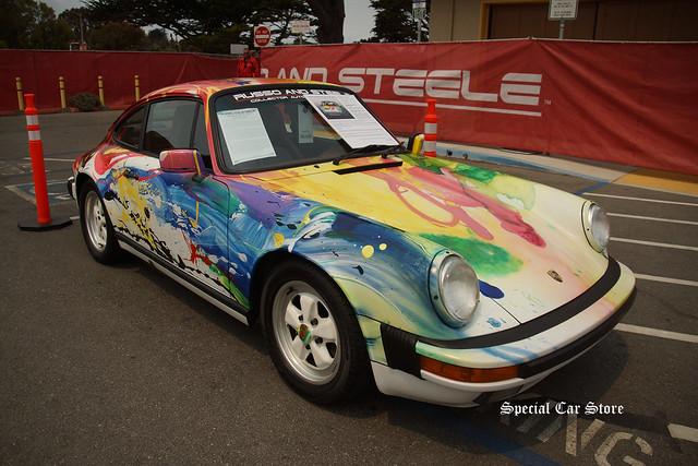 1989 Porsche 911 Coupe