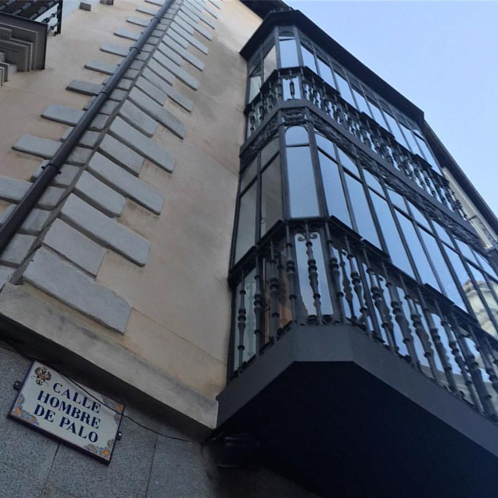 Calle Hombre de Palo, Toledo