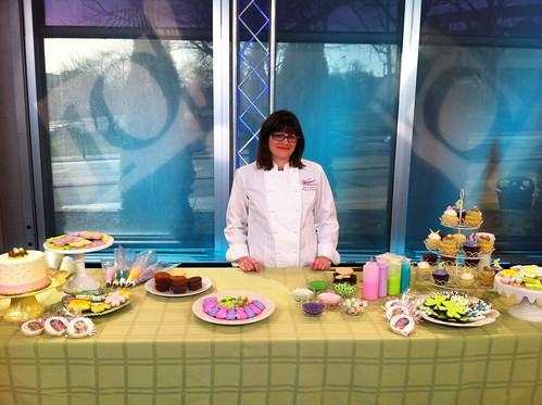 Me on the NBC 10 Show | by Whipped Bakeshop
