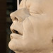 The clay model of the severed head prop used in Salome © David Kaplowitz/ROH 2012