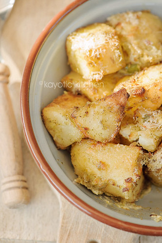 Ranch Roasted Potatoes | by kayleighb