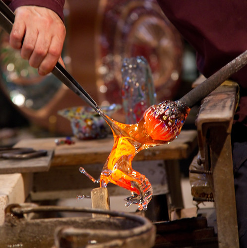 Making a Glass Horse | by ahisgett