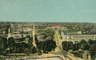 View North from Capitol (c. 1909) | by StreetsofWashington