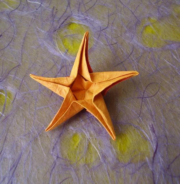 origami starfish flickr photo sharing