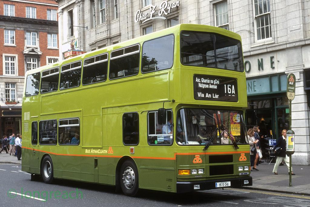Dublin Bus Rh246 Route 16a Flickr Album Dublin Bus