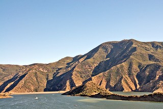Dam at Pyramid Lake | by trinity091319