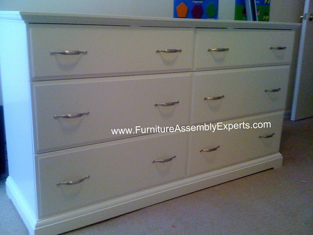 Ikea birkeland 6 drawer dresser assembled in alexandria for Zfurniture alexandria