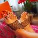 simple feet