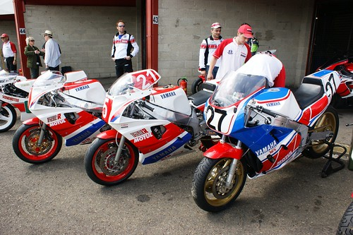 Yamaha Pro Team