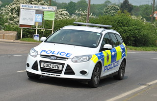 Essex Police / Ford Focus / Incident Response Vehicle / Rxxx / EU12 DTN | by Chris' 999 Pics