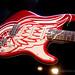 Detroit Red Wings Guitar