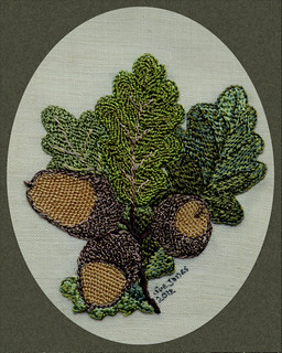 Oak Sprig Card | by sue tortoise