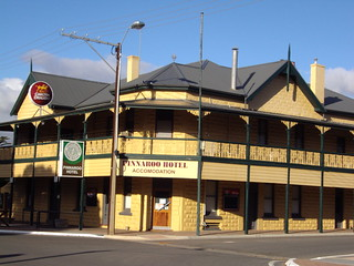 Pinnaroo Hotel in the Murray Mallee South Australia. | by denisbin
