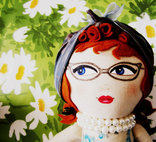 Hilda doll | by A Little Vintage