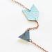 Felt Arrow Necklace