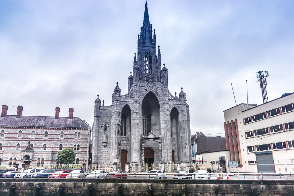 Holy Trinity Church On Father Mathew Quay Cork City Flickr