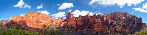 Kolob Canyon | by ahmer_inam