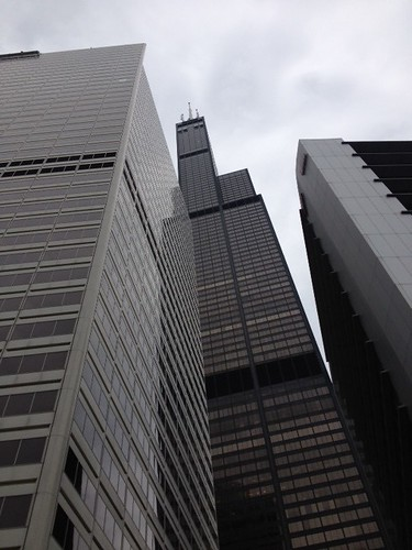 Willis Tower Chicago | by Busy Mom