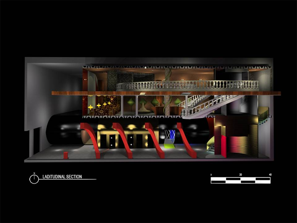Donna kay lee boombox interior design thesis harrington - Harrington institute of interior design ...