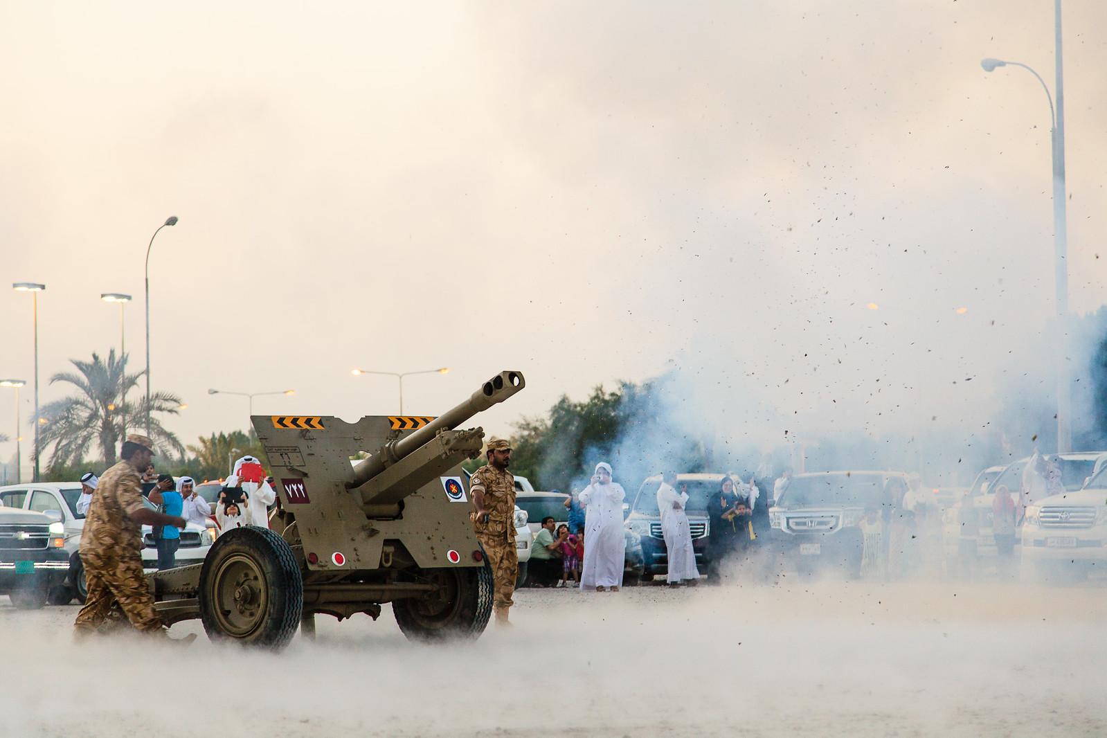The Ramadan Cannon