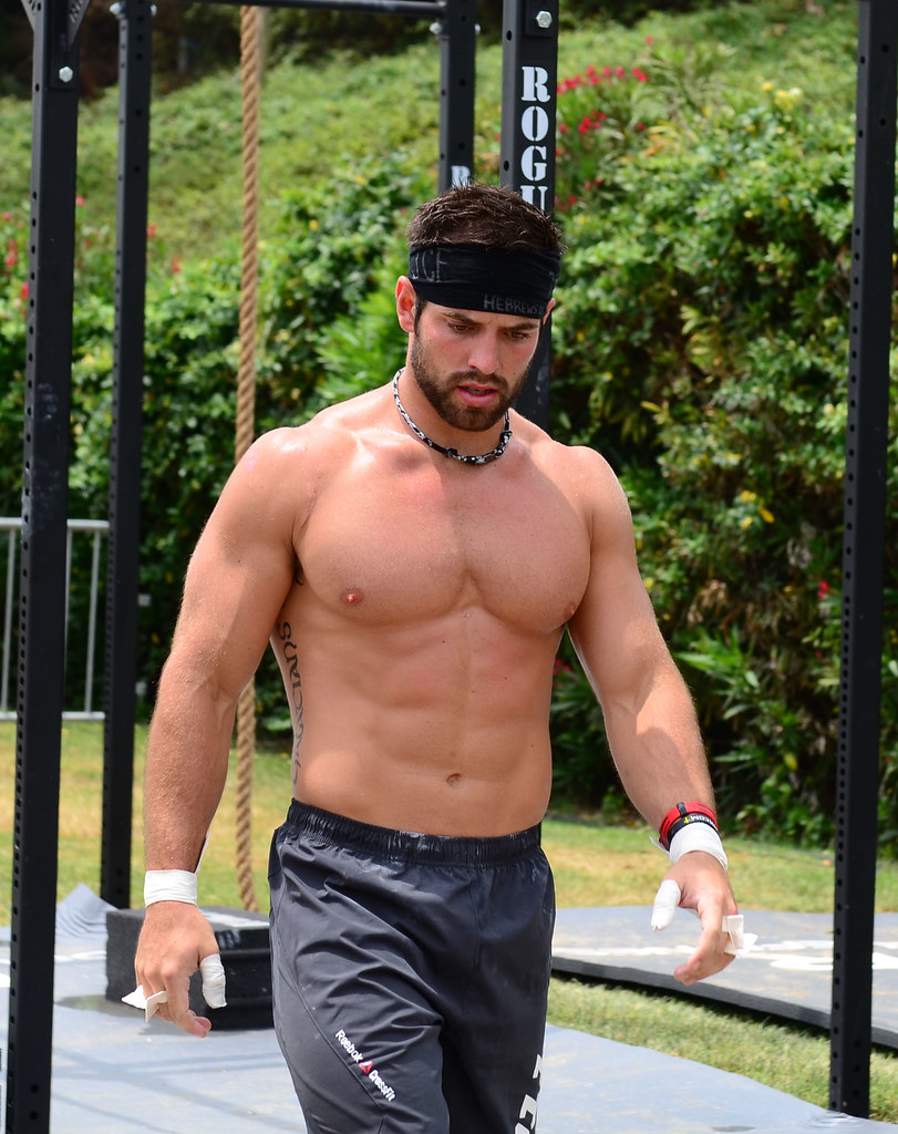 Rich Froning | Rich Froning Jr. (born July 21, 1987) is an
