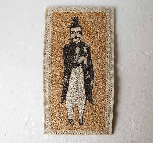 gentleman dollmaker | by cathy cullis