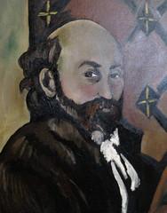 Frank Justin Gonski Art noble man