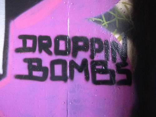 Droppin bombs | by duncan
