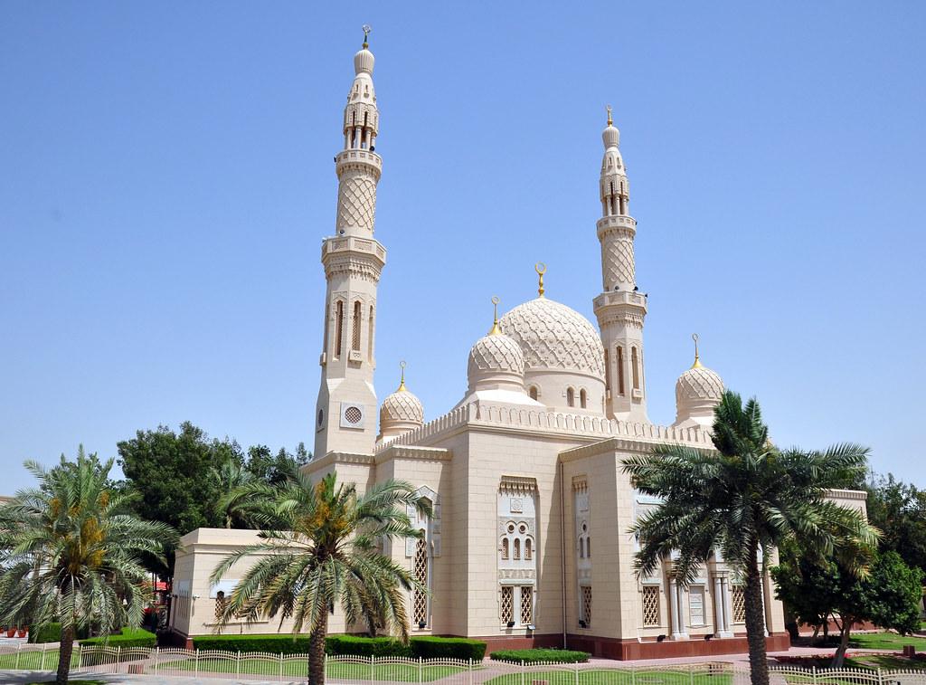 Its All About Framing >> Jumeirah Mosque. Dubai. | Jumeirah Mosque. Dubai. Located in… | Flickr