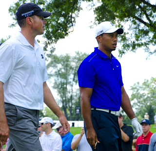 Matt and Tiger | by Jim Emery