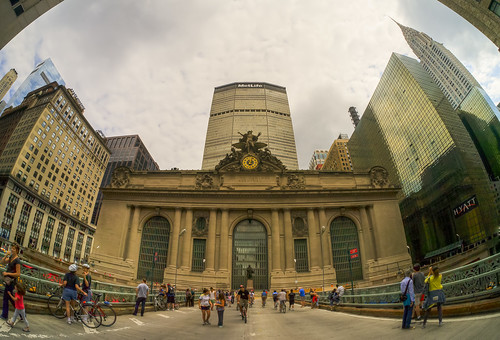 Grand Central Terminal Fisheye (P1350534-1_5-2_6-3_7-4_8-5_tonemapped) | by Michael.Lee.Pics.NYC