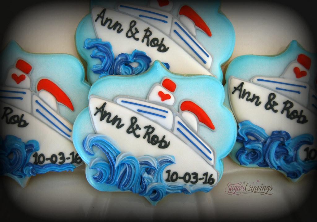 Ann Cruise Ship 4 1 Cruise Ship Wedding Favors Flickr