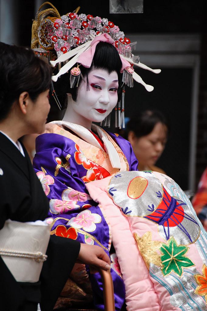 先帝祭 上臈道中 | Akimasa Hara...