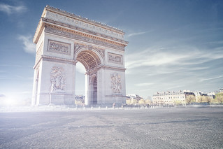 Arc de triomphe | by c.r.photoholic