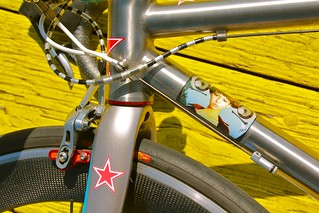 Red Star Davidson titanium | by egocyclic