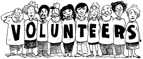 volunteer | by John B. Petersen III