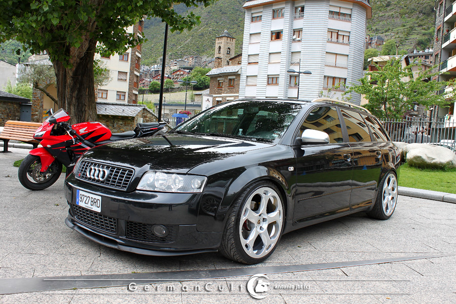 audi a4 b6 avant aj photography flickr. Black Bedroom Furniture Sets. Home Design Ideas