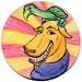 Coaster_DogTurtle